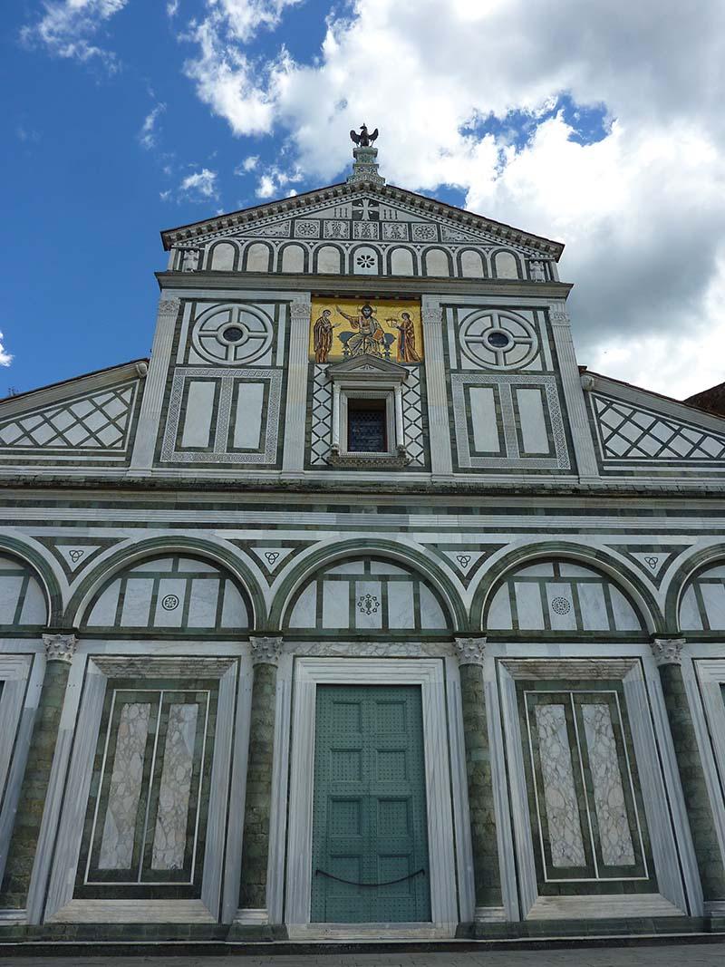 Basilique San Miniato florence