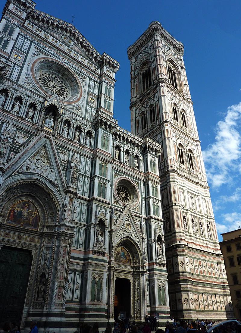 Cathedrale Santa Maria del Fiore a Florence