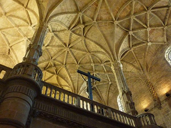 Eglise Santa Maria de Belem Lisbonne