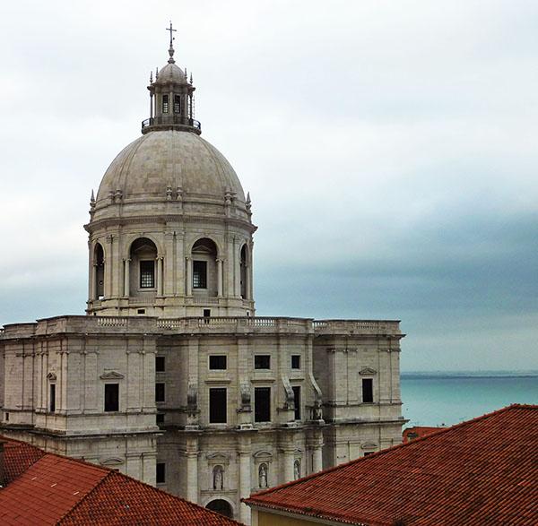 Pantheon Lisbonne