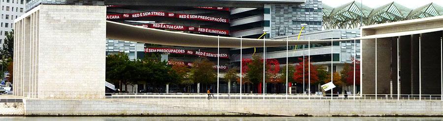 Pavillon du Portugal Lisbonne