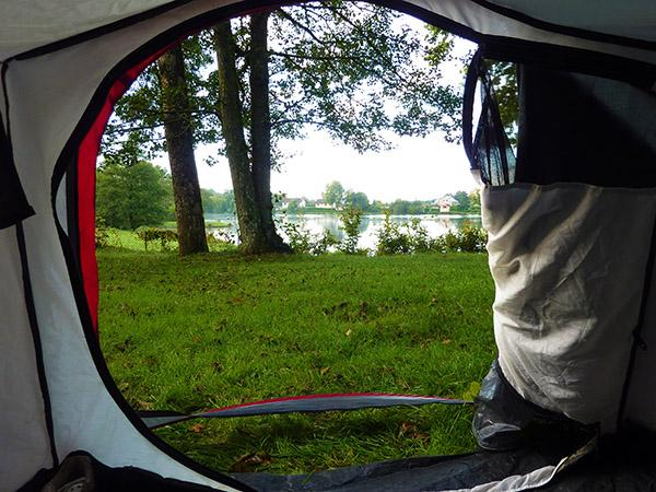 camping etang goulot a lormes