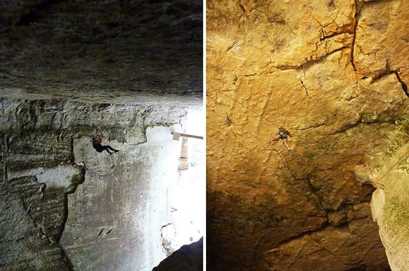 grottes retard