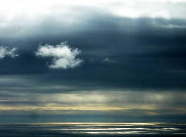 sintra vue sur mer