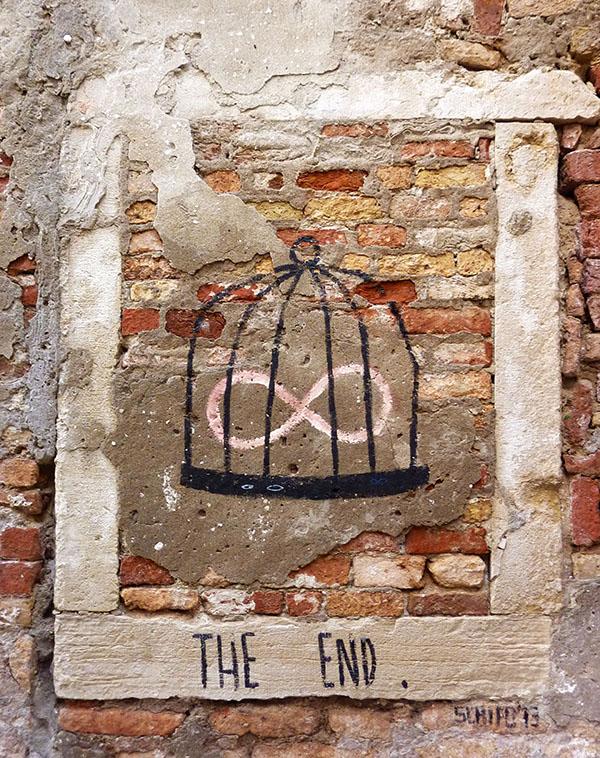 venise street art