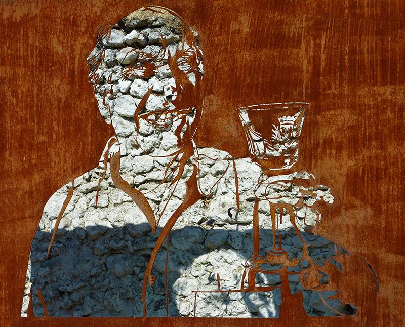 vouvray chateau valmer vignes vins et randos