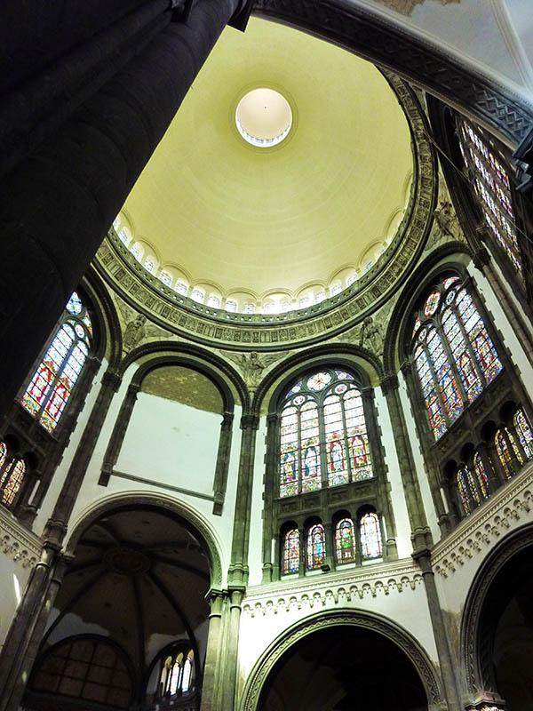 bruxelles eglise royale sainte marie