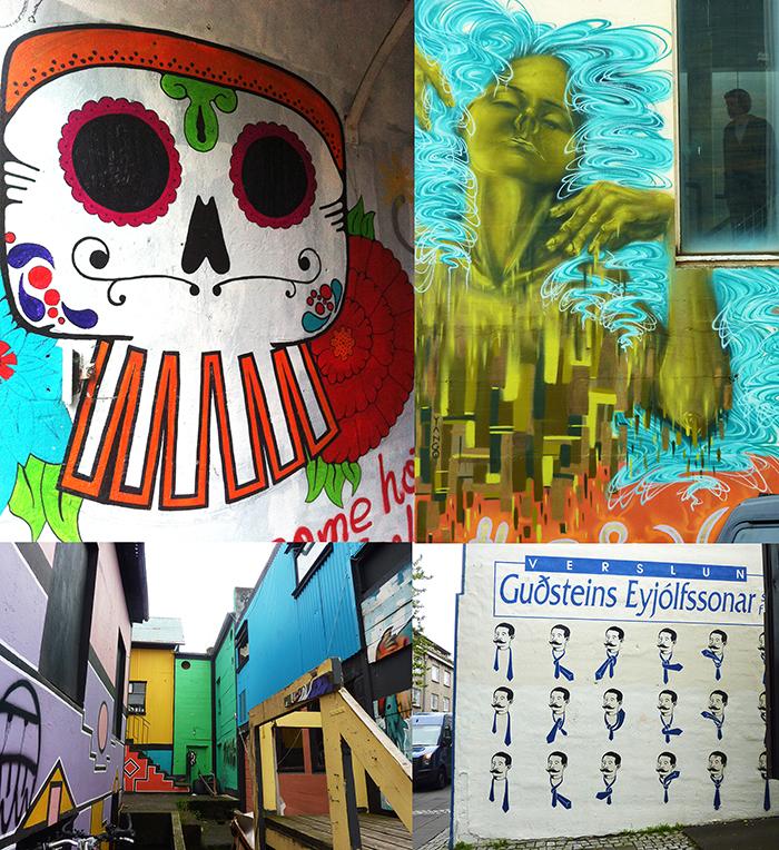 Reykjavík street-art-