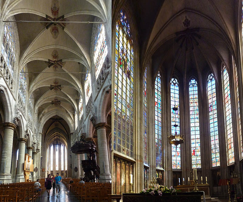 Eglise sablon bruxelles