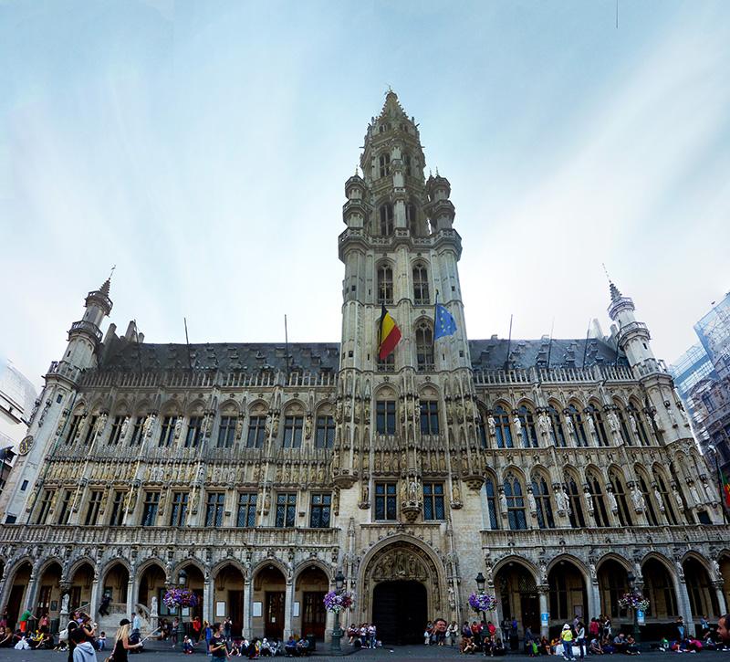 Découverte insolite de Bruxelles