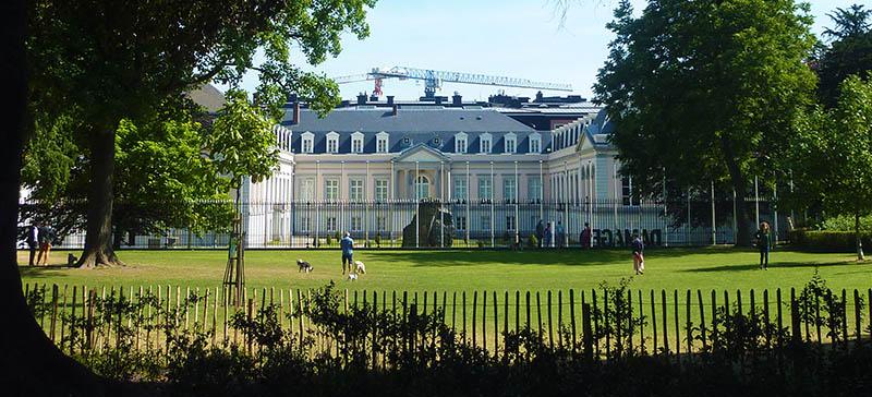 bruxelles palais egmont