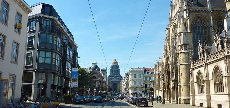 bruxelles rue régence