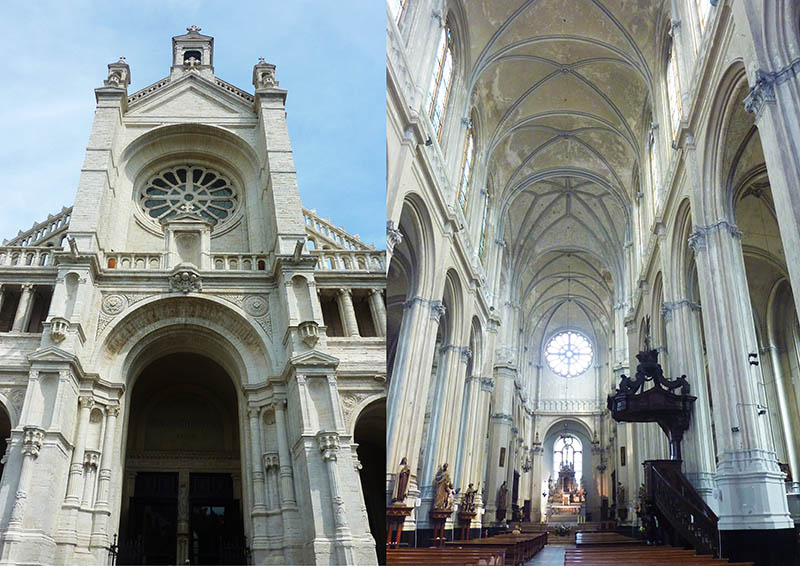 bruxelles eglise sainte-catherine