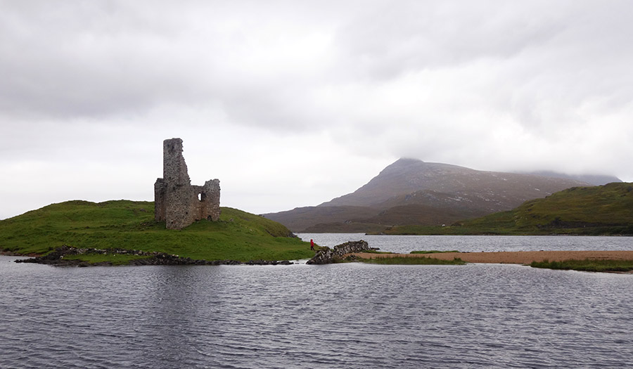 ecosse ardvreck castle