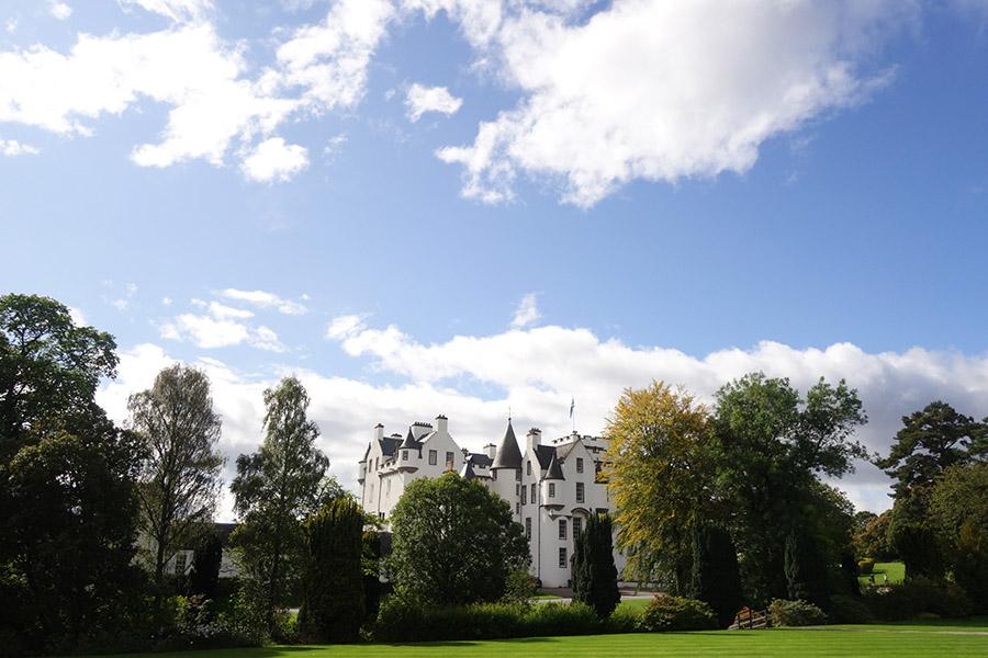 ecosse blair castle