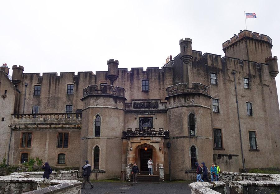 ecosse dunvegan castle