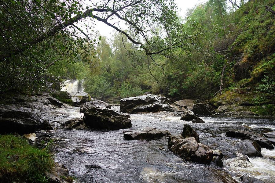 ecosse falls falloch