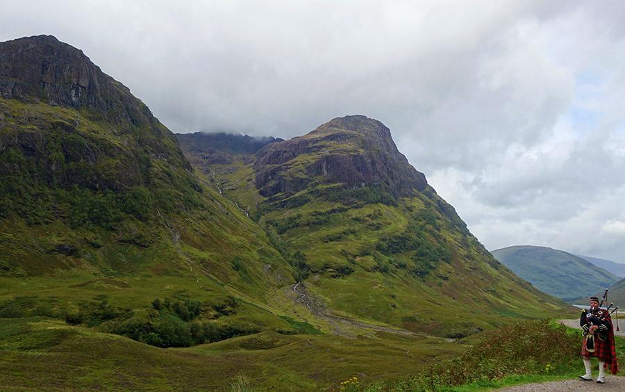 Jour 3 – Glencoe – Glenfinnan – Isle of Skye