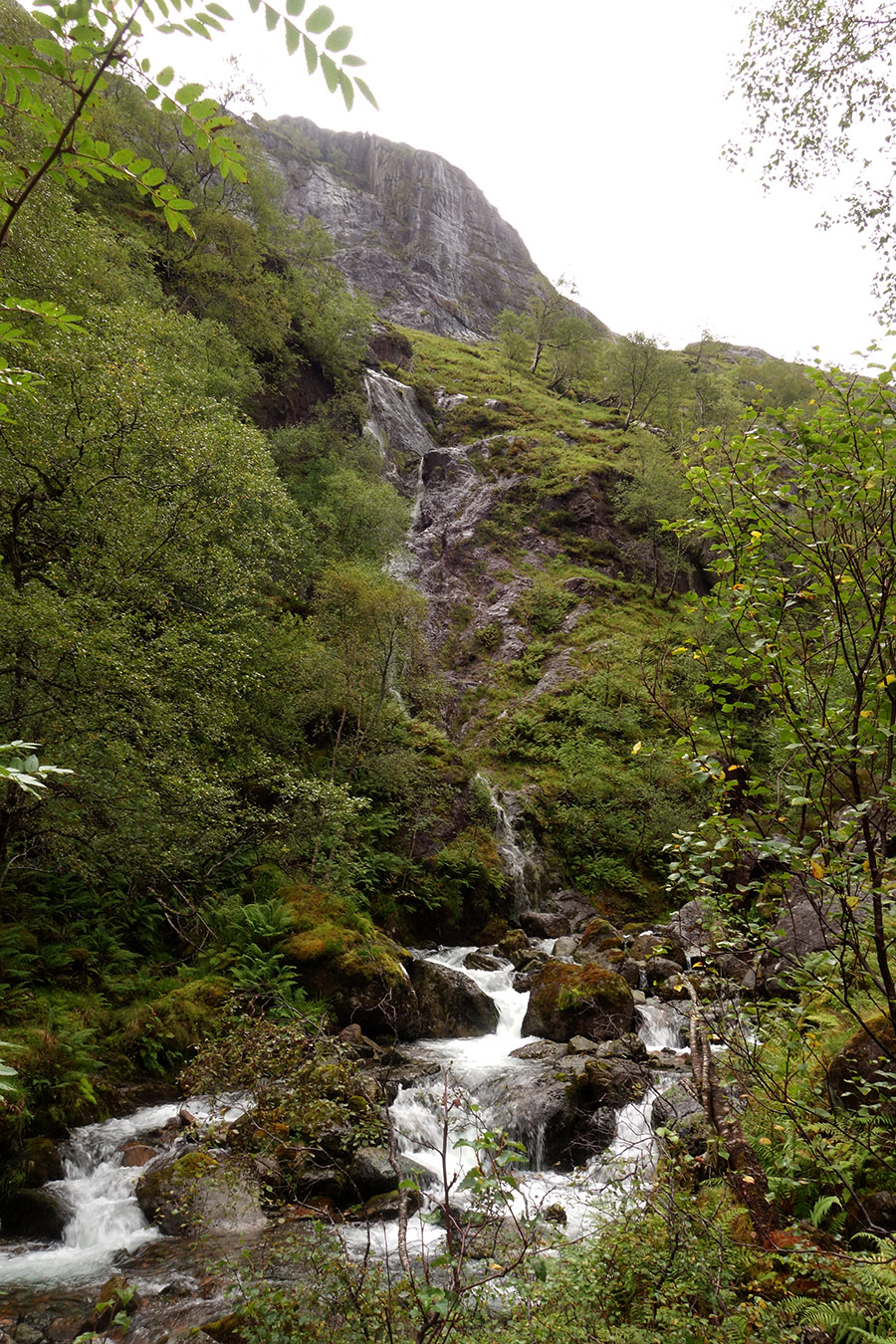 ecosse glencoe lost valley