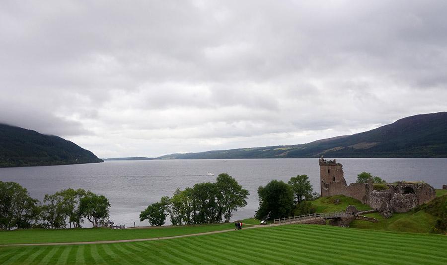 Jour 8 – Loch Ness – Glen Affric – Cairngorms – Pitlochry