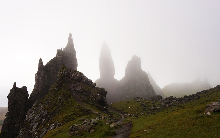 ecosse old man storr