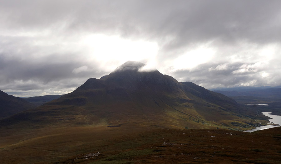 ecosse stac pollaidh