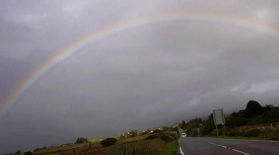 ecosse skye rainbow