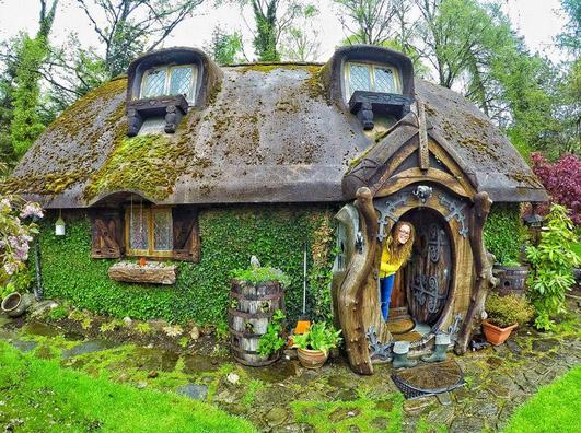 ecosse tomich hobbit