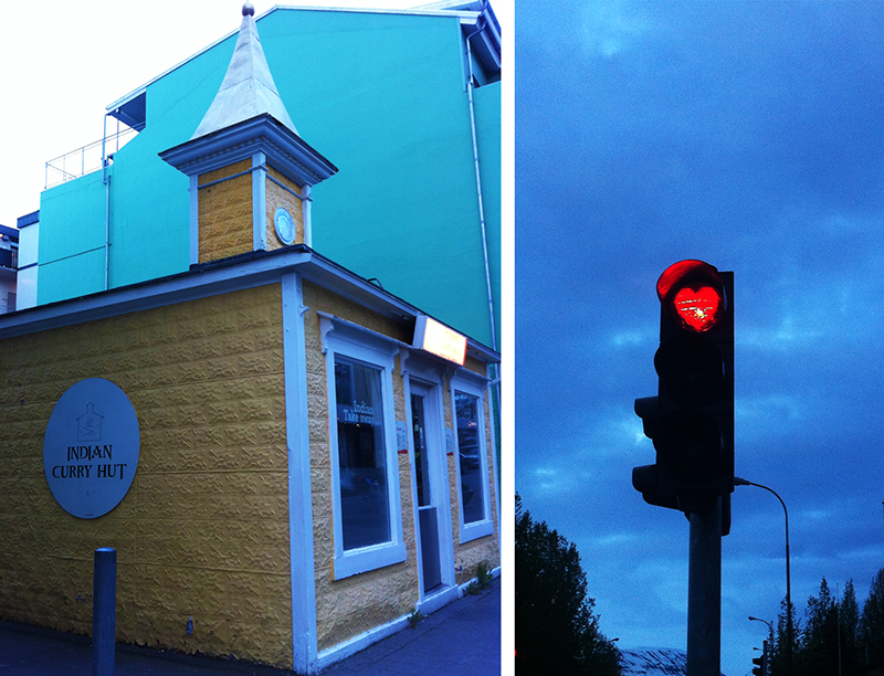 Akureyri islande