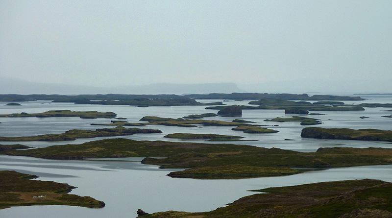 sommet helgafell islande