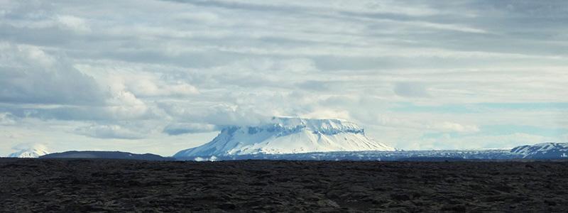 volcan herdubreid islande