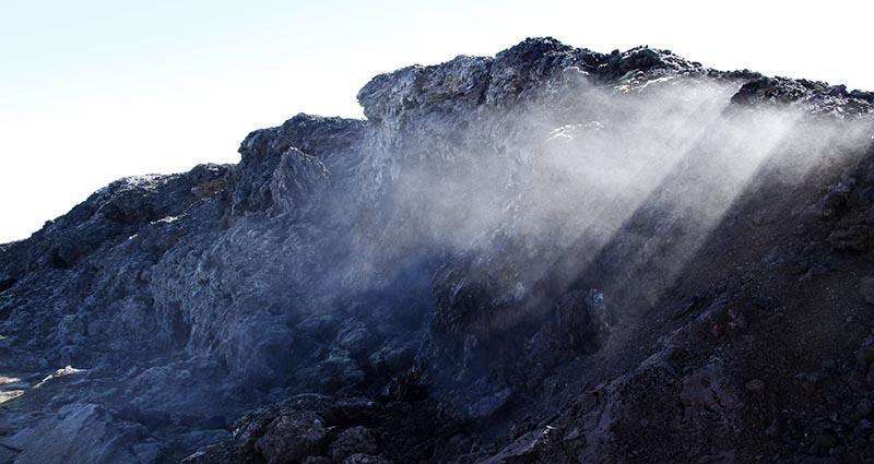 krafla lave chaude islande