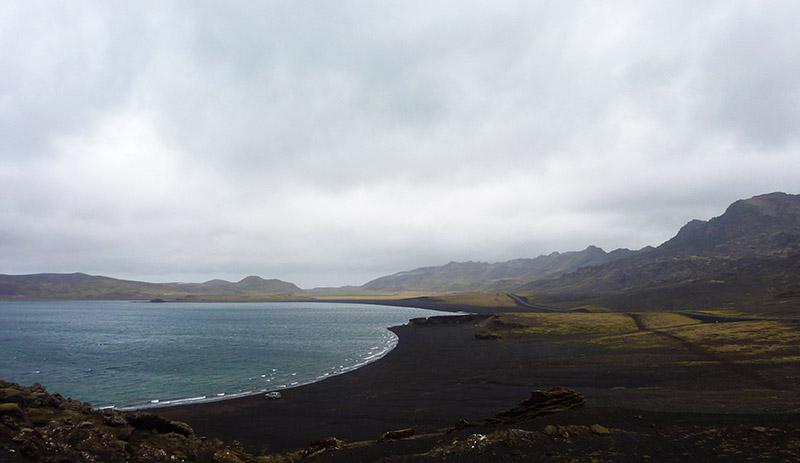 lac Kleifarvatn islande