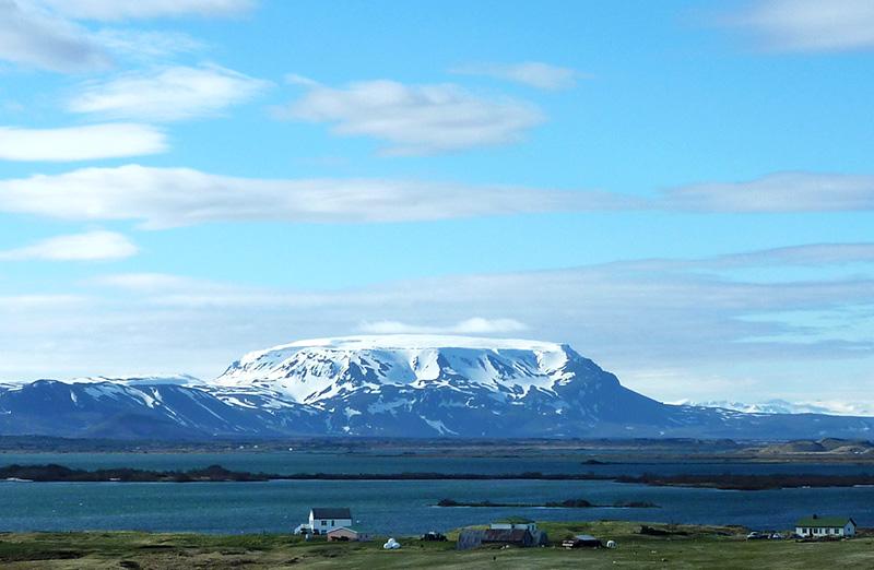 Jour 7 – Myvatn – Krafla – Godafoss – Akureyri
