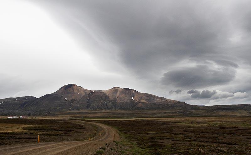 islande orage