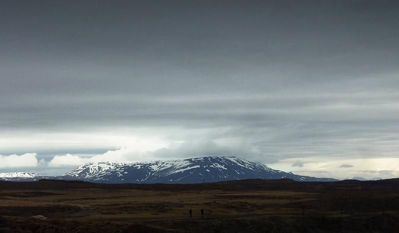nuages islande