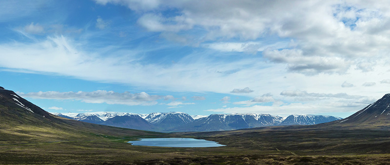 panorama islande