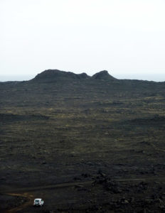 reykjnaes islande