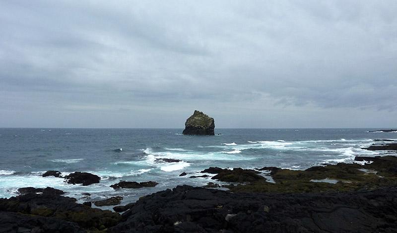 reykjnaes ile islande