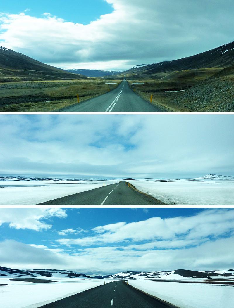 islande route 1