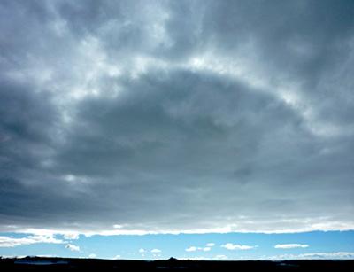 islande signe ciel