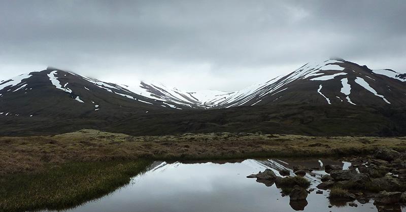 montagnes stafafell islande