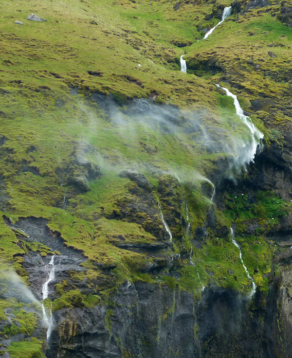 cascade vent islande