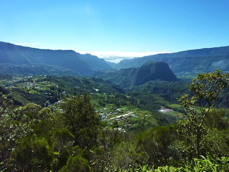 La Réunion – La côte au vent