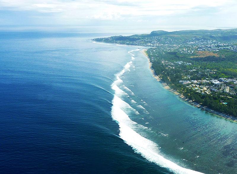 La Réunion – La côte sous le vent
