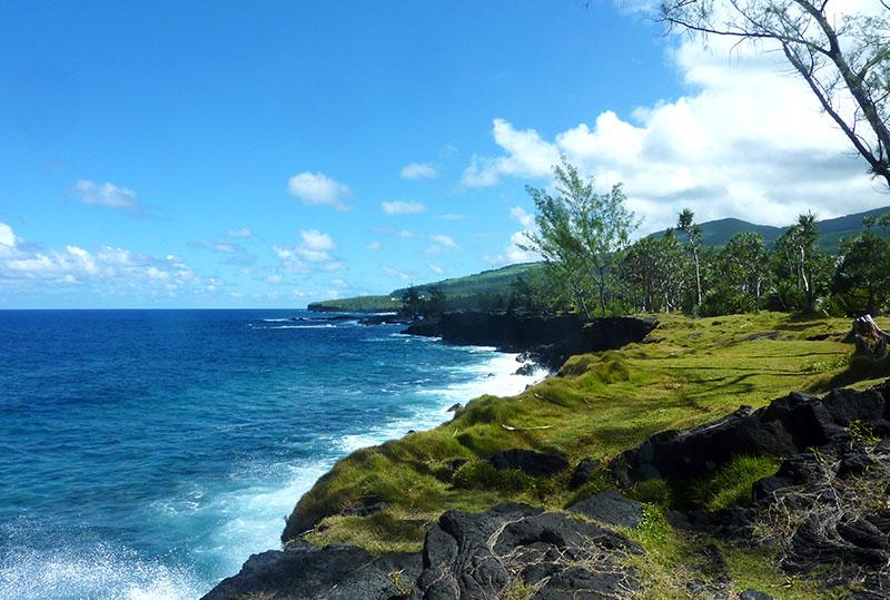 La Réunion – La côte sauvage