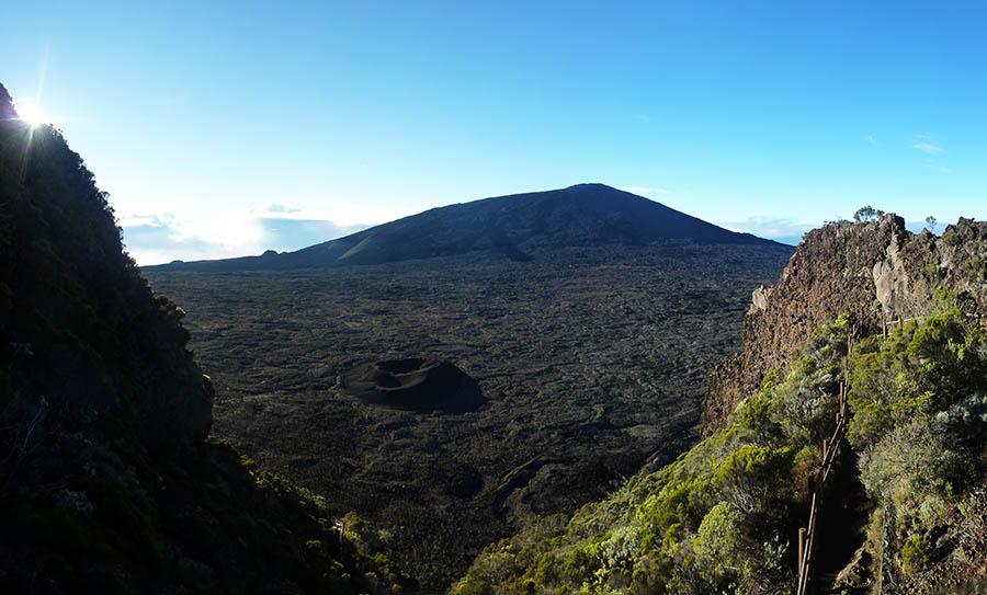 La Réunion – Le volcan du Piton de la Fournaise