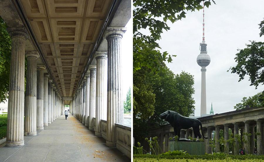 berlin ile musees
