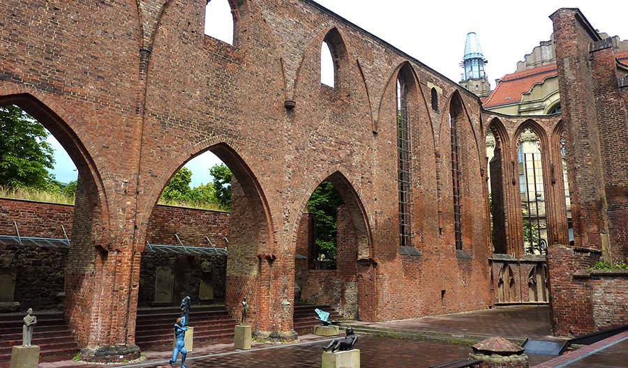 berlin klosterkirche