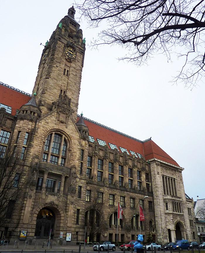 berlin mairie charlottenbourg